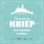 Logo Ferienwohnung Kniep